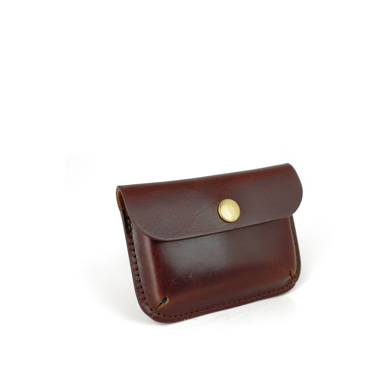 Card Case - Chocolate