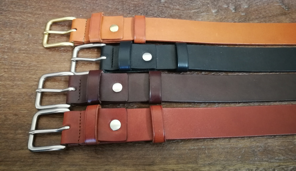 Unisex Basic Belts